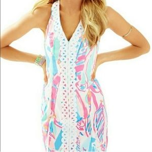NWT Lilly Pulitzer Lynn Shift Dress Size 10